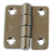 STAINLESS STEEL BUTT TYPE HINGE 37 x 36mm