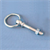 RING BOLT CHROME 75x33ID