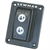 LEWMAR DUAL DIRECTION GUARDED ROCKER SWITCH