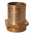 "CONNECTOR BRONZE 1/2""BSP- 1/2"" HOSE"