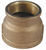 "REDUCING SOCKET BRONZE 1""-3/4"" BSP"