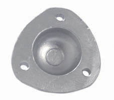 MAX PROP DOME ANODE 52mm ID