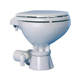 OCEAN ELECTRIC SILENT COMPACT TOILET 12V