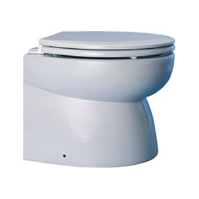OCEAN LUXURY LOW SOFT CLOSE TOILET 24V