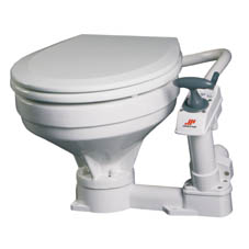 JP AQUA-T COMFORT MANUAL TOILET