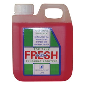 LOO FRESH TOP TANK ADDITIVE 1 LTR