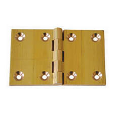 BRASS BACK FLAP HINGE SC 2