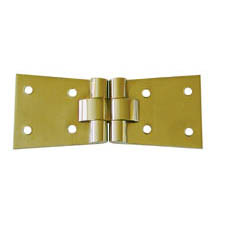 BRASS COUNTER HINGE LAC 38 x 114mm
