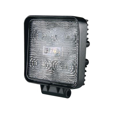 BULLBOY B15 LED LIGHT 15W BLK