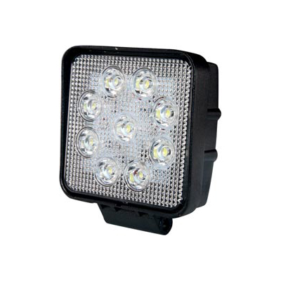 BULLBOY B27 LED LIGHT 27W BLK