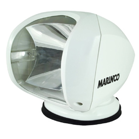 MARINCO WIRELESS REMOTE WHITE SPOTLIGHT 12/24V 100W