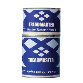 TREADMASTER 2 PART EPOXY MARINE ADHESIVE