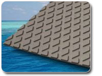 TREADMASTER DIAMOND PAD 275x135 GREY