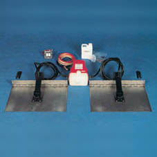 TRIM TAB SET DUAL CYL 40