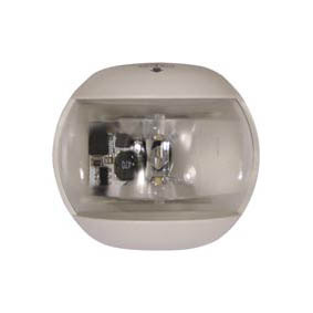 TREM ROUND LED NAV LIGHT MASTHEAD WHITE 12V (20M)