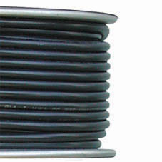 TIN CABLE 1 CORE 15.0mm 75M/250  BLACK 6G