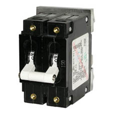 BLUE SEA CIRCUIT BREAKER CA2 150A WHITE