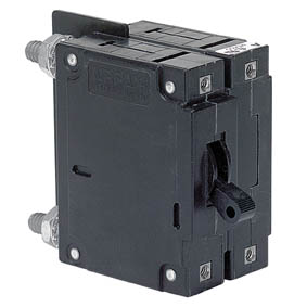 BEP IUL MAGNETIC CIRCUIT BREAKER 100A D/POLE