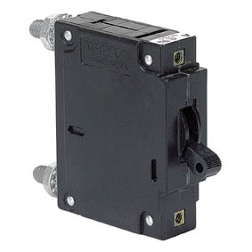 BEP IUL MAGNETIC CIRCUIT BREAKER 50A S/POLE