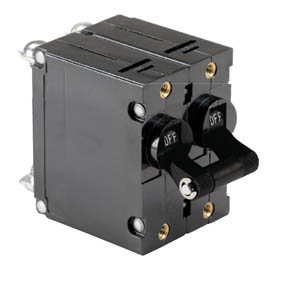 BEP MAGNETIC AC CIRCUIT BREAKER 30A  D/POLE
