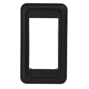 CARLING V SERIES 6 WAY MOUNTING PANEL BK