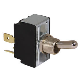 CARLING TOGGLE SWITCH G SERIES (ON)-OFF(ON) DP