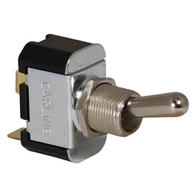 CARLING TOGGLE SWITCH F SERIES ON-OFF-(ON) SP