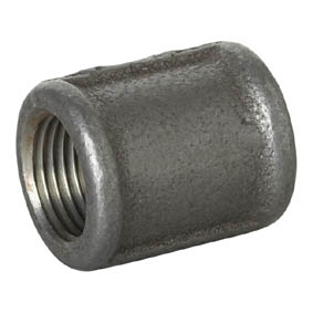 MALLEABLE BLACK IRON SOCKET 1 1/2