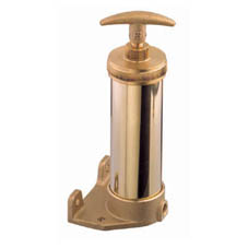 QUICK RELEASE BRASS GREASER/ LUBRICATOR