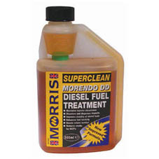 MORRIS SUPERCLEAN MORENDO DD     500ml EA