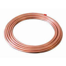 COPPER TUBING 4mm OD x 10M COIL