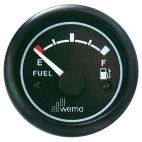 WEMA FUEL LEVEL INDICATOR BLACK