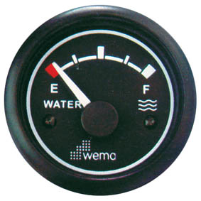 WEMA WATER LEVEL INDICATOR BLACK