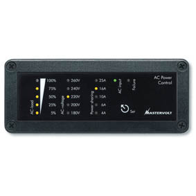 MV REMOTE PANEL APC (WITH POWER SHARING) FOR 120 V MODELS