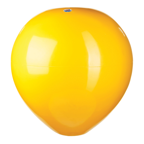 NORFLOAT POLE BUOY BB60 48CM YELLOW