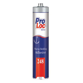 PROLOC MARINE BEDDING ADH.BLK 310ML EA