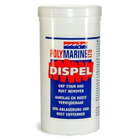 POLYMARINE DISPEL STAIN + RUST REMOVER 500ml