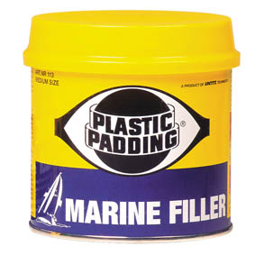 PLASTIC PAD MARINE FILLER GIANT TIN 840g EACH