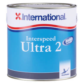INTERNATIONAL INTERSPEED ULTRA2 2.5L DOVER WHITE