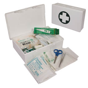 TREM INSHORE FIRST AID KIT