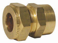 FEMALE STUD COUPLING 1/4 - 3/8