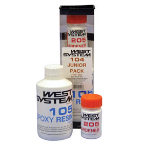 WEST SYSTEM 104 JUNIOR PACK