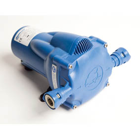 WHALE WATERMASTER AUTO PUMP 12L 24V 45PSI + STRAINER